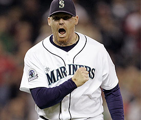 Putz will pitch the 8th inning in front of K-Rod