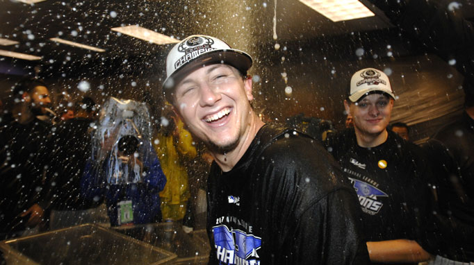 This is how excited Tulowitzki was after we called him about the award.