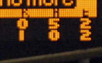 hitless MLB win scoreboard 6/28/08