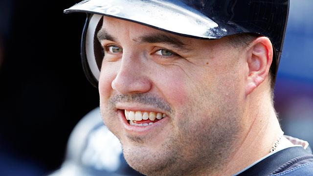Image result for nick johnson baseball