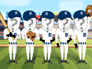 Create your own video! Upload your photos and cast up to 5 players in Take Me Out to the Ball Game