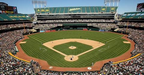 Afbeeldingsresultaat voor Oakland Coliseum