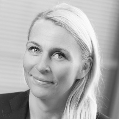 Pia Erkinheimo - Programme Director of the Data at Vake