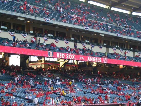 ALDS Game 1 at Angel Stadium (6/6)