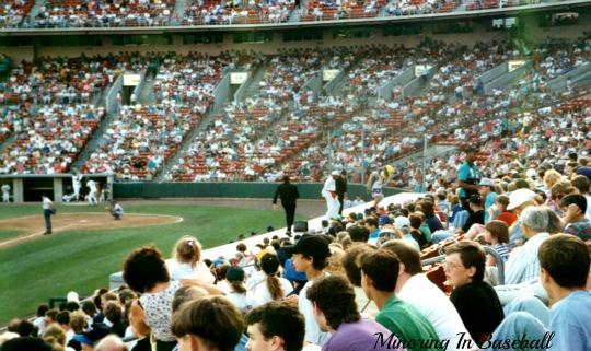 Ballpark Review: Pilot Field-Buffalo, NY (2/4)
