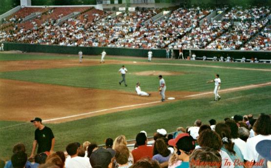 Ballpark Review: Pilot Field-Buffalo, NY (3/4)