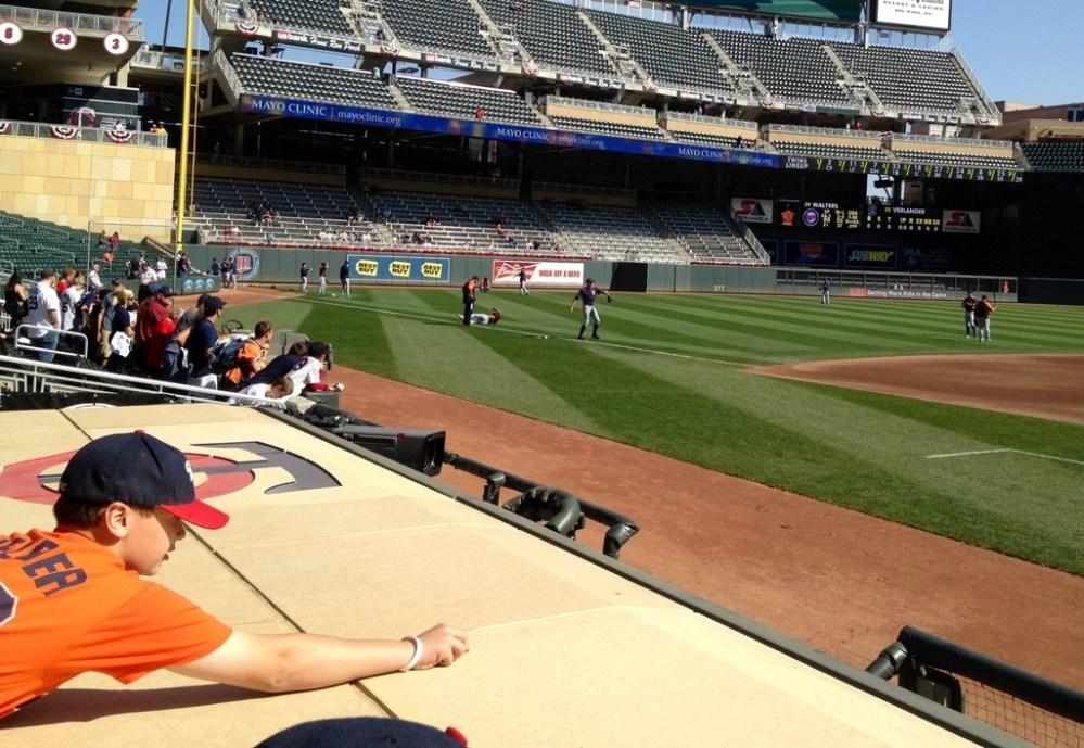 9/29/12 Tigers at Twins: Target Field (5/6)