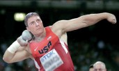 Homer Bailey, Track & Field