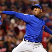 The Nationals Should Definitely Sign Aroldis Chapman!