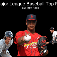 2017 Top-100 Major League Baseball Prospects
