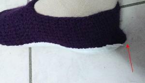 Chaussons-crochet_pointu