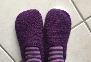 Chaussons-crochet_porte
