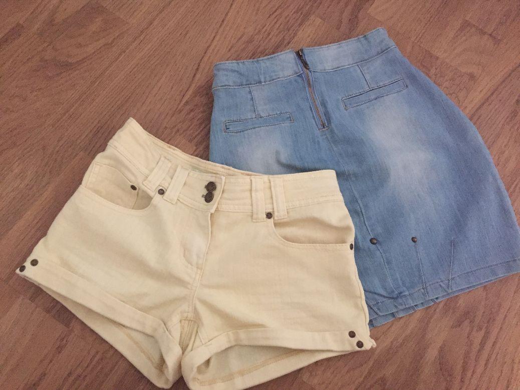 Ajuster un short, une jupe ou un pantalon