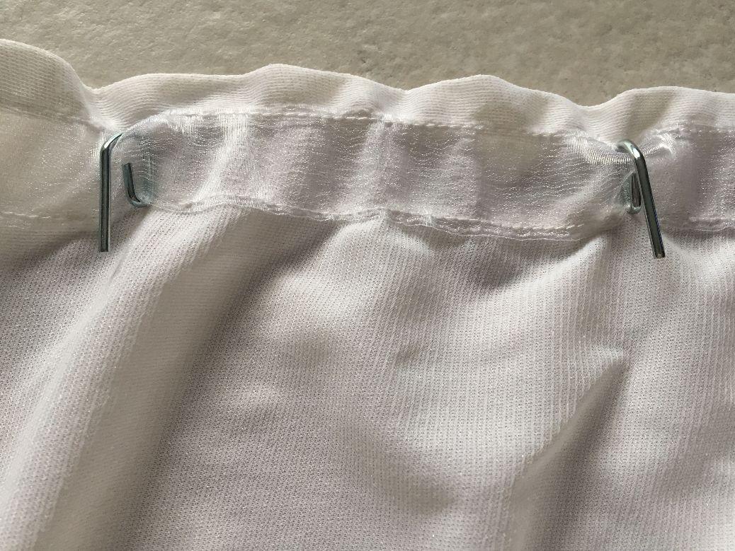 Faire des rideaux sans ruflette