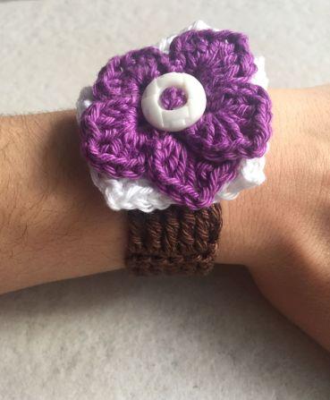 Bracelets-fleur_ebene-violet-blc_fleur