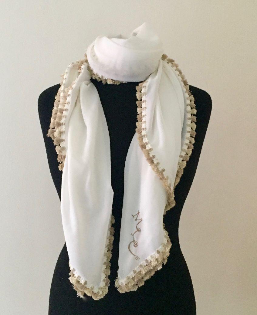Mon foulard Plume