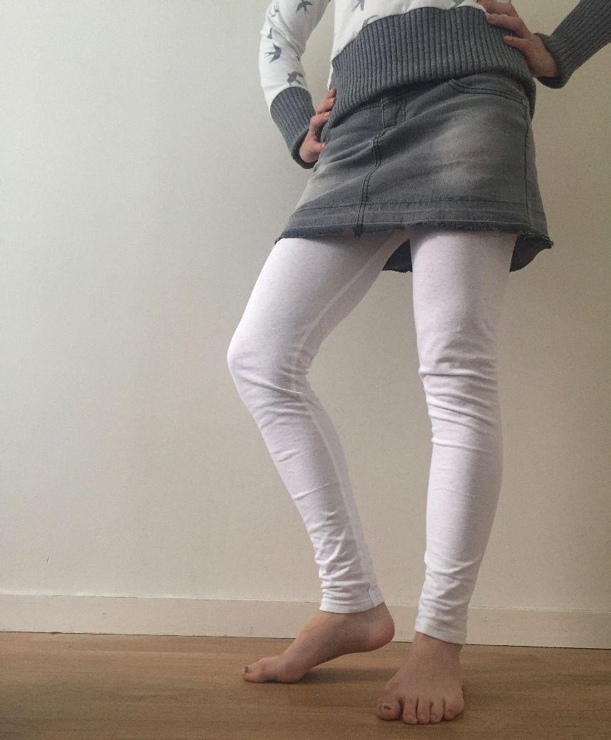 Un legging pour mes jupes