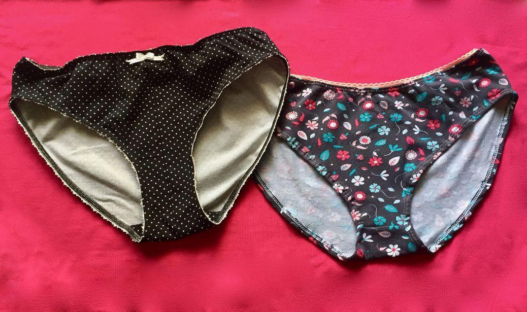 Duo de culottes améliorées