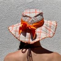 Mon chapeau de plage