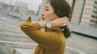 [手錶]  每天轉換不同心情♥ 搭配每日的 chiandchi