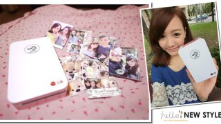 [3C] 情人節夢幻逸品 ♥ 隨拍隨印LG Pocket photo 2.0