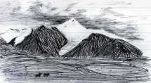 唐古拉山,冬克马底冰川