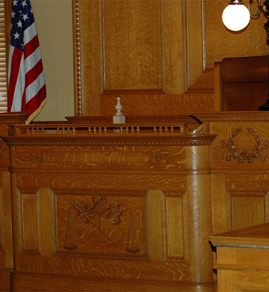 Testifying & Courtroom