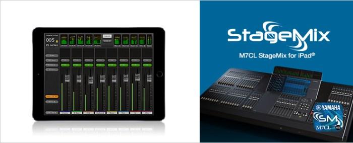 Stagemix for iPad