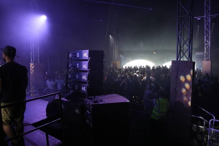 Festival PA System