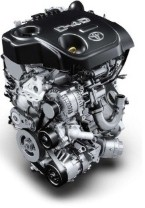 Toyota 1.4 D-4D motor