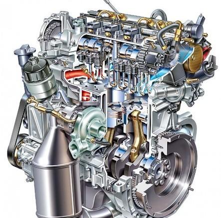 Opel 1.3 CDTI motor