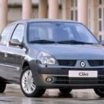 Renault Clio 2 1998 – 2009 – POLOVNJAK, MOTORI, KVAROVI