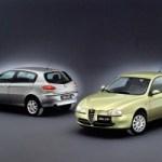 Koliko motornog ulja ide u Alfa Romeo 147 (2000 – 2010)?