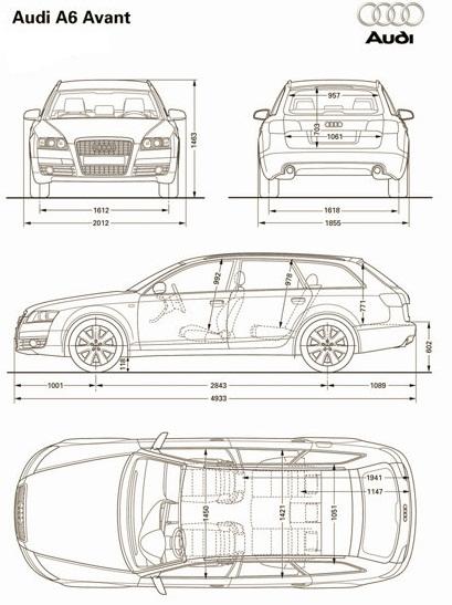 Audi A6 C6 2004 2011 Polovnjak Iskustva Problemi Mlfree