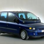 Fiat Multipla 1998. – 2010. – POLOVNJAK, KVAROVI