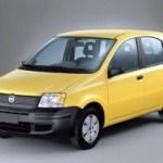Fiat Panda 2003. – 2012. – POLOVNJAK, KVAROVI