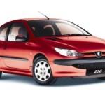 Peugeot 206 1998 – 2009 – POLOVNJAK, MOTORI, KVAROVI