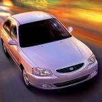 Hyundai Accent 2 2000. – 2007. – POLOVNJAK, KOMFOR, MOTOR, KVAROVI