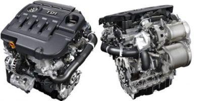 1.6 TDI motor
