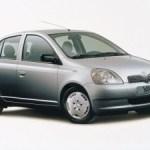 Toyota Yaris 1999 – 2005 – POLOVNJAK, MOTORI, KVAROVI