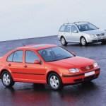 Koliko motornog ulja ide u Volkswagen Bora 1J2 (1998 – 2005)?