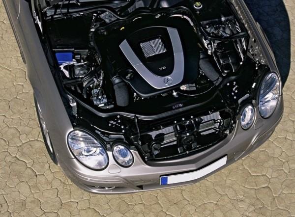 Mercedes E klasa W211