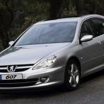Peugeot 607 2000. – 2004. – Polovnjak