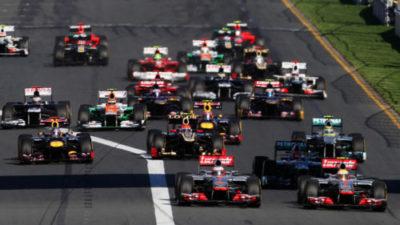 Turbo motor u F1