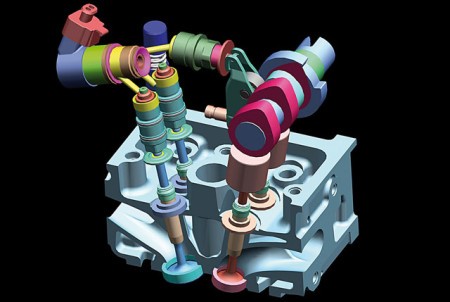 Fiat Multiair motor