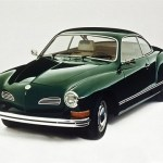 Vw Karmann Ghia – elegantna Buba
