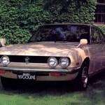 Isuzu 117 Coupe – Istorija modela