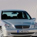 Mercedes C W203 2000. – 2007. – Najčešći problemi i kvarovi