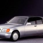 MercedesS klasa W140 1991. – 1998. – Polovnjak