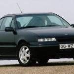 Opel Calibra 1989. – 1997. – Istorija modela